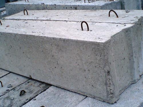 ЖБИ блоки
